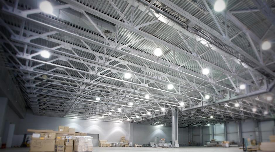 Светодиодные светильники для промышленного освещения