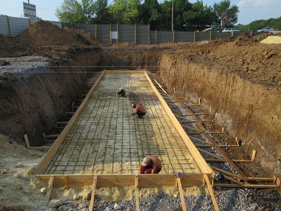 уровня возведение фундаментов в воде недорогие дюймовые